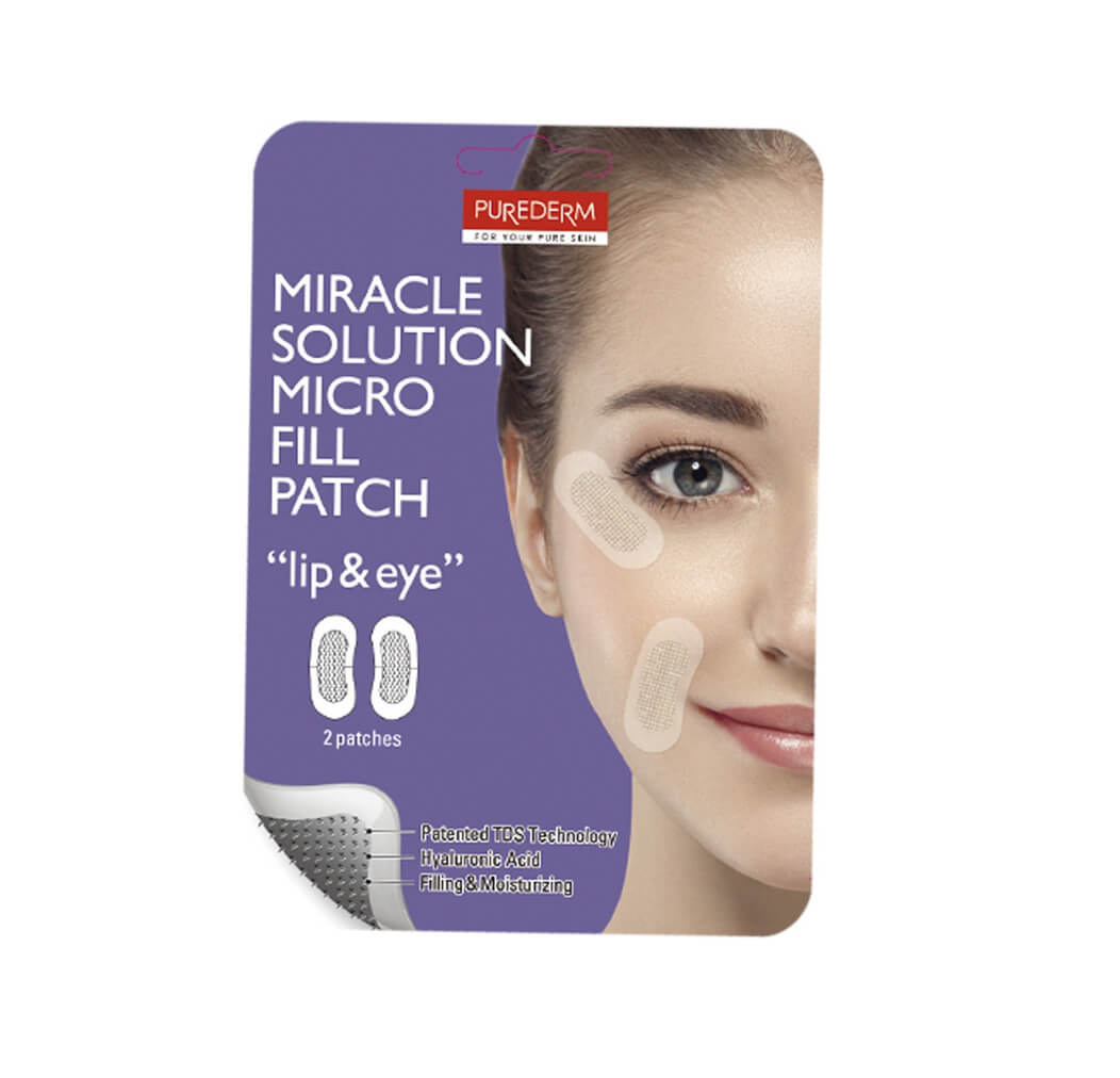 Miracle Solution Microfill Patch Lip and Eye