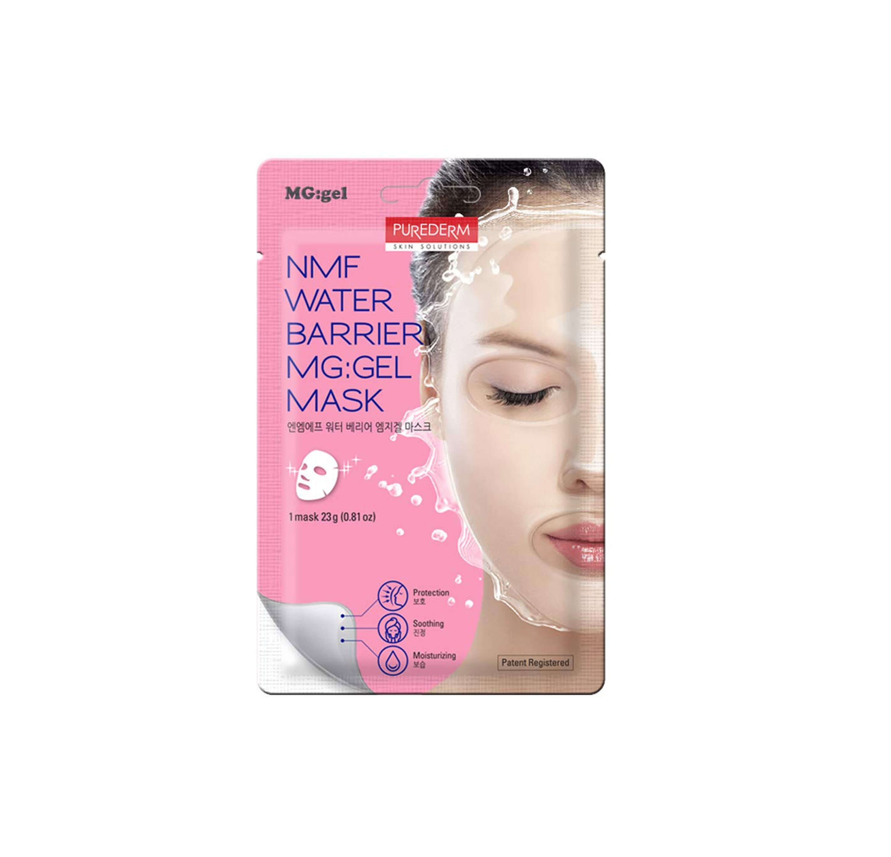 Purederm NMF Water Barrier Gel Mask